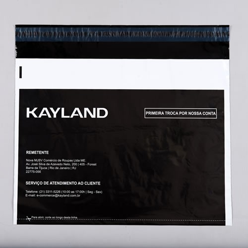 Sacolas E-commerce Kayland